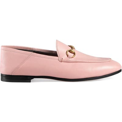 Gucci Brixton Convertible Loafer, Pink