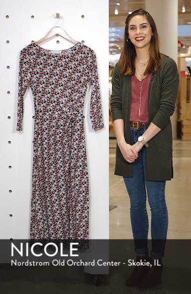 Knot Front Ditsy Dress, sales video thumbnail