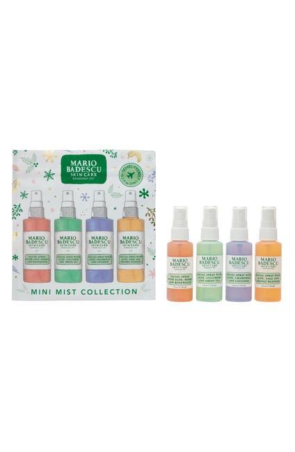 Image of Mario Badescu Mini Mist 4-Piece Facial Spray Collection Set