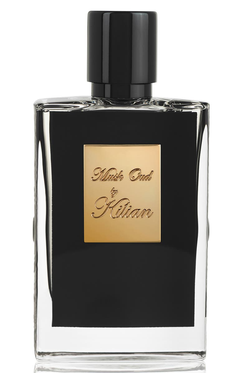 KILIAN Musk Oud Refillable Spray, Main, color, 000