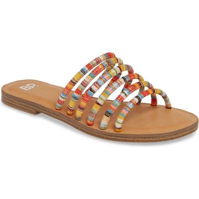 Bp. Grace Slide Sandal, Coral