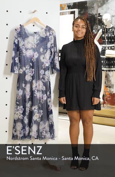 Chiffon Midi Dress, sales video thumbnail
