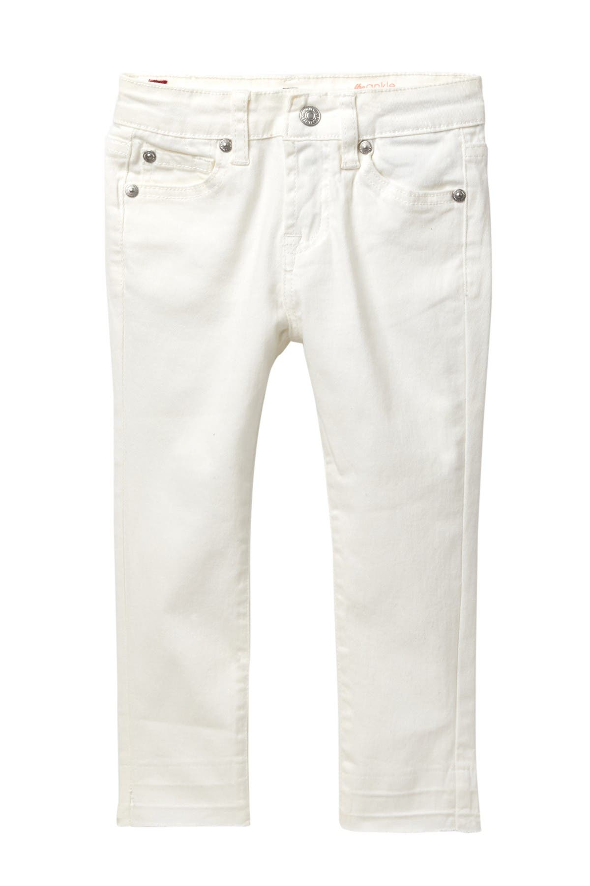 Image of 7 For All Mankind The Ankle Skinny Jeans
