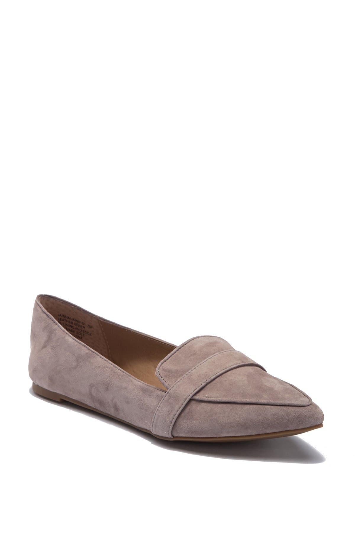 Steve Madden   Jainna Leather Loafer