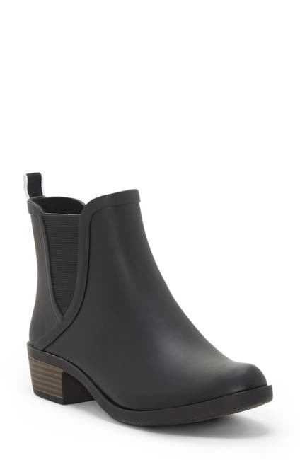 Image of Lucky Brand Basel H20 Side Notch Bootie