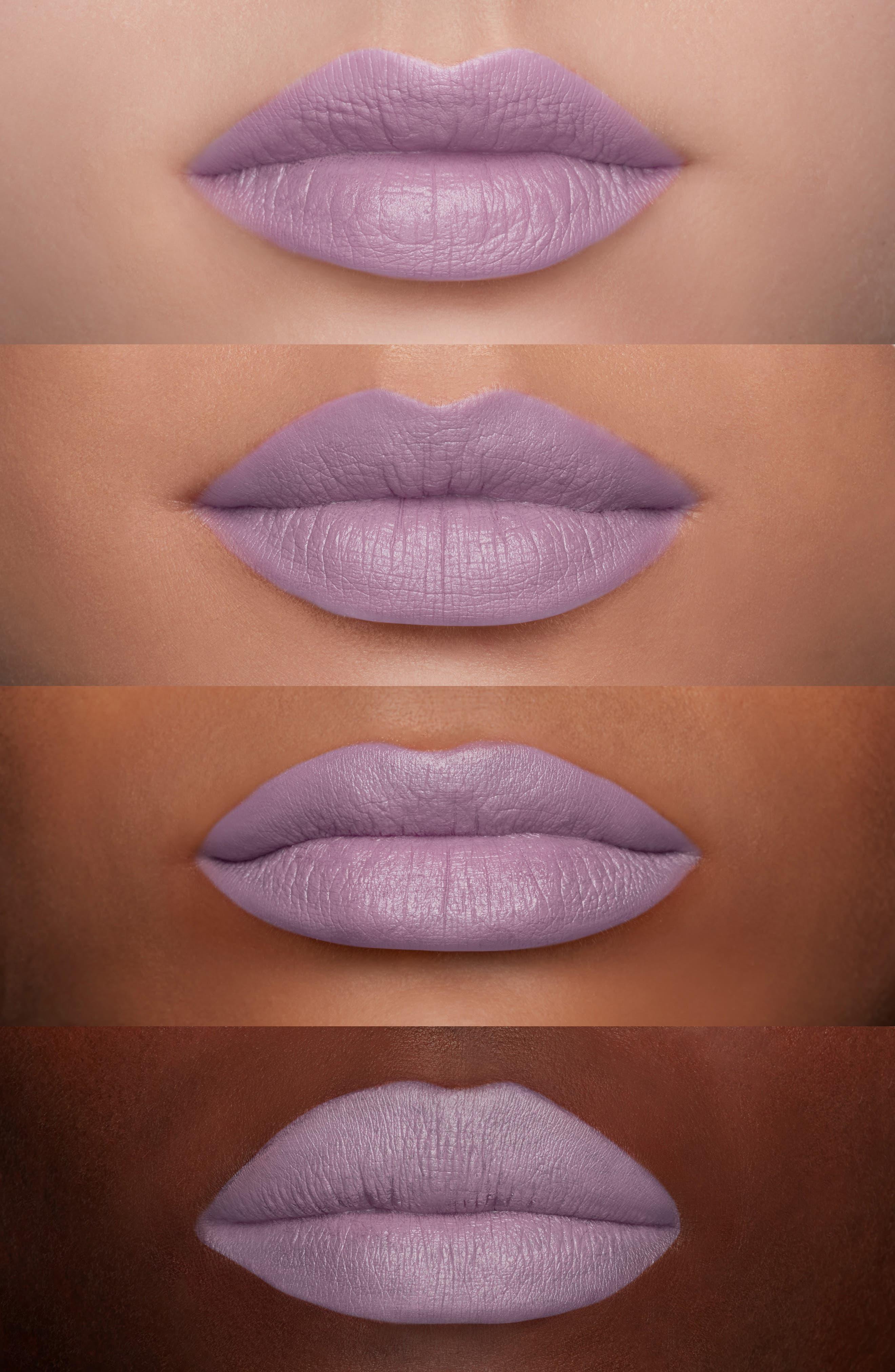 ,                             MAC Strip Down Nude Lipstick,                             Alternate thumbnail 483, color,                             536