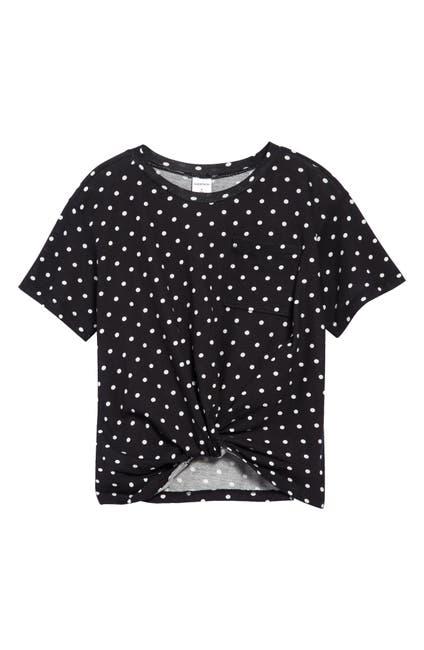 Image of Nordstrom Twist Front Pocket T-Shirt