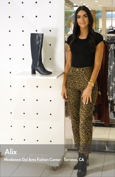 Donna Knee High Boot, sales video thumbnail