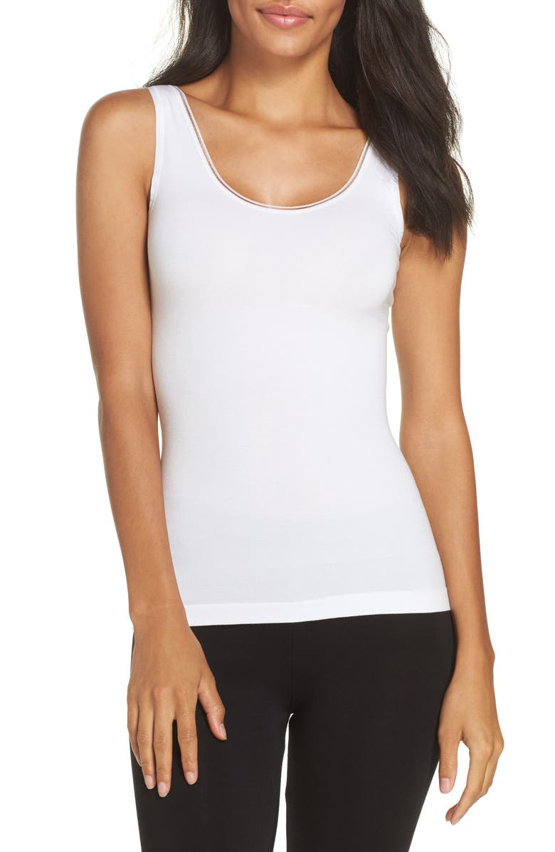 YUMMIE Shaping Tank, Main, color, WHITE
