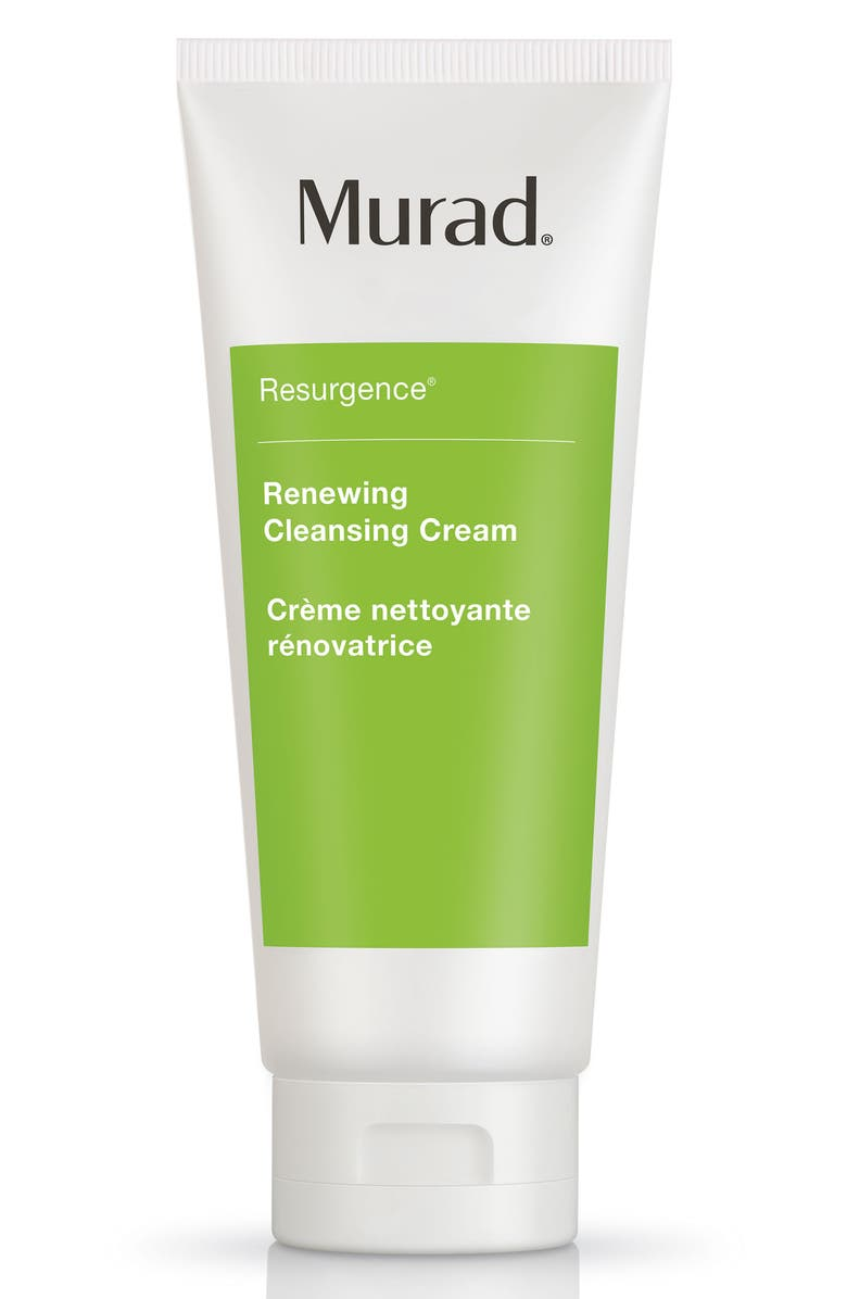 MURAD<SUP>®</SUP> Renewing Cleansing Cream, Main, color, NO COLOR
