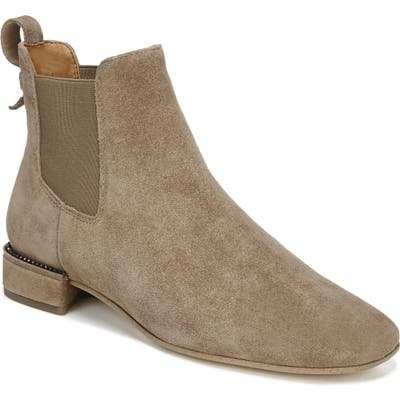 Sarto By Franco Sarto Heather Chelsea Boot, Beige