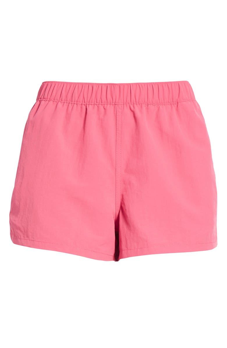 PATAGONIA Barely Baggies Shorts, Main, color, REEF PINK