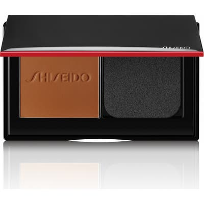 Shiseido Synchro Skin Self-Refreshing Custom Finish Powder Foundation - 450 Copper