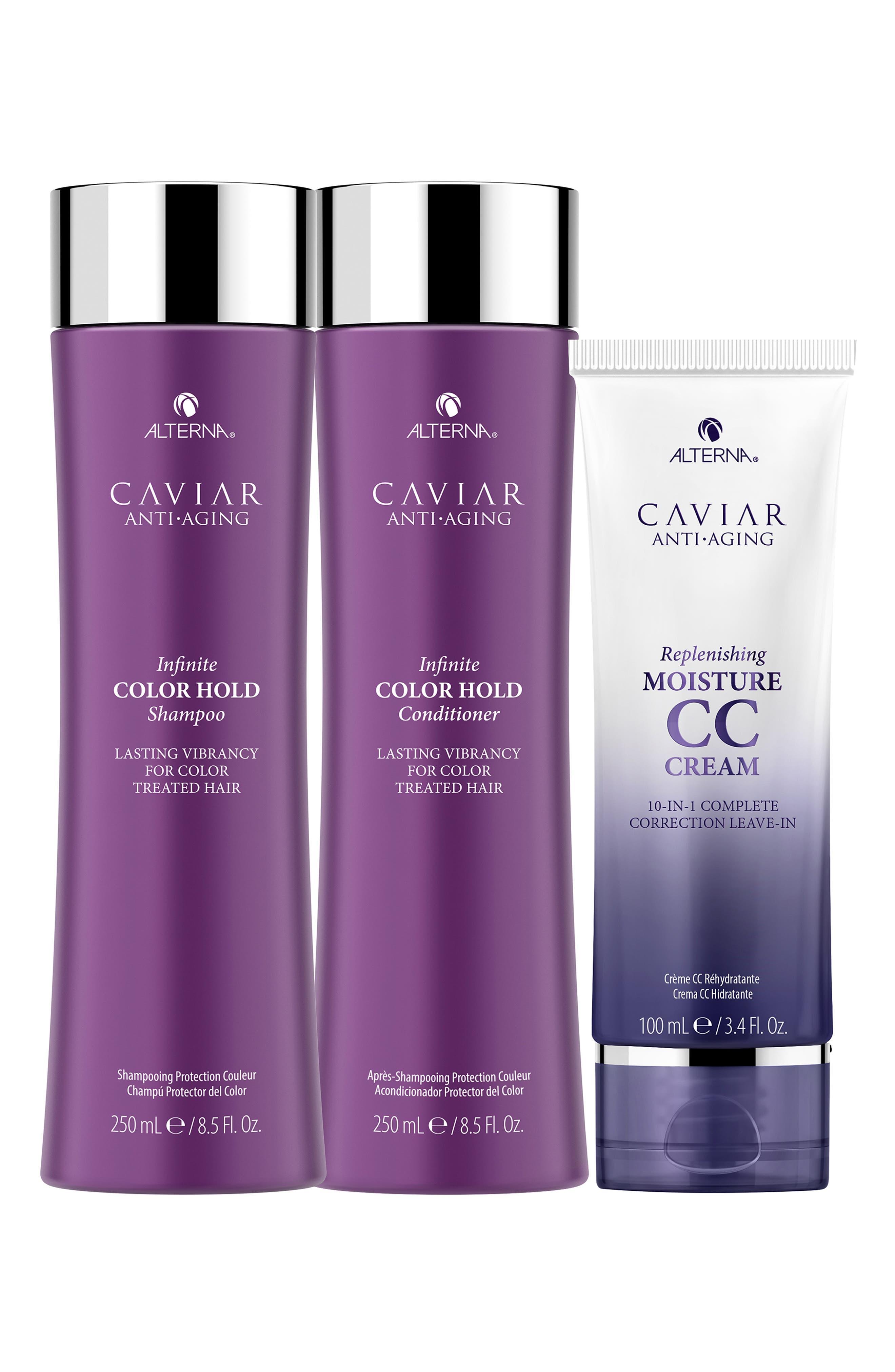 Alterna Caviar Anti-Aging Infinite Color Hold Holiday Kit