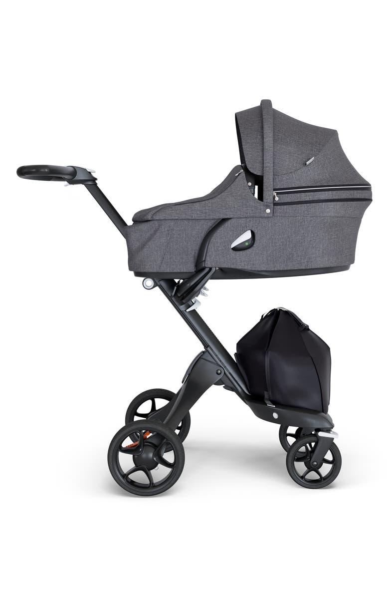 STOKKE Xplory<sup>®</sup> V6 Carry Cot, Main, color, BLACK MELANGE
