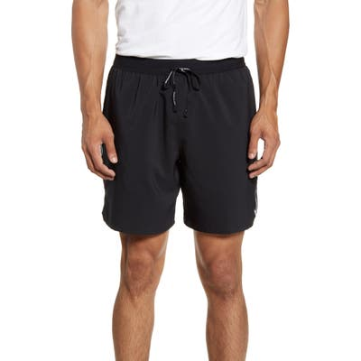 Nike Dri-Fit Flex Strike 2-In-1 Shorts, Black