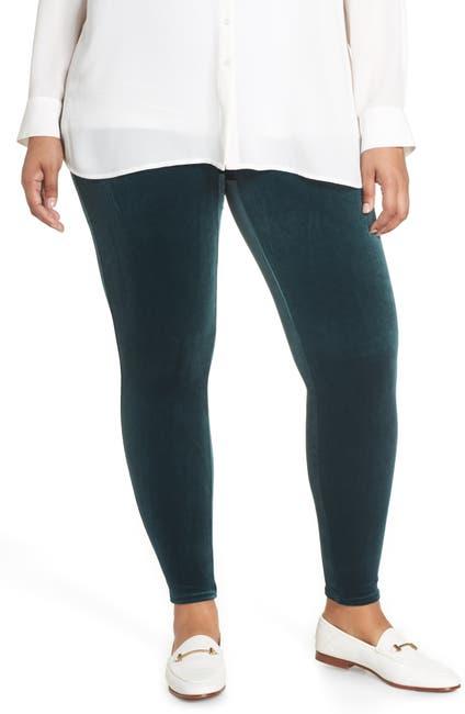 Image of SPANX Velvet Leggings