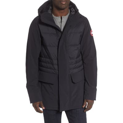 Canada Goose Breton 675-Fill Power Down Coat
