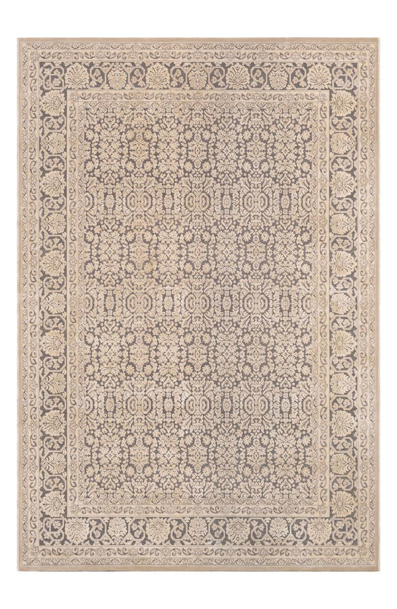 SURYA HOME Aesop Area Rug, Main, color, LIGHT GRAY