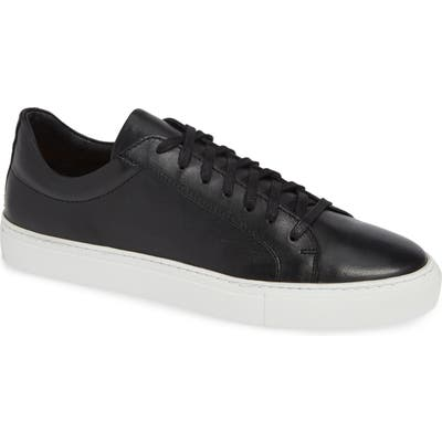 Supply Lab Damian Lace-Up Sneaker - Black