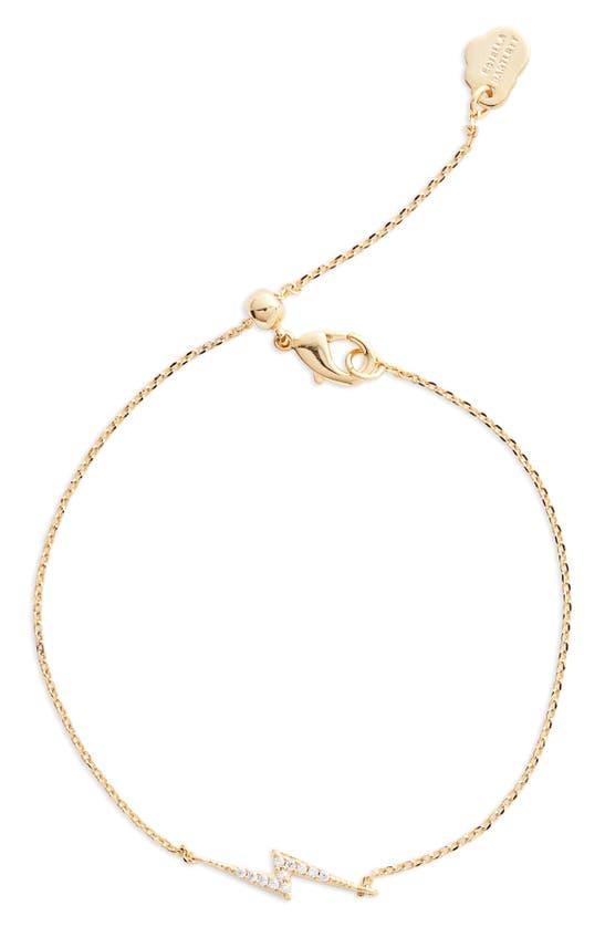Estella Bartlett Bracelets LIGHTNING BOLT CHAIN BRACELET