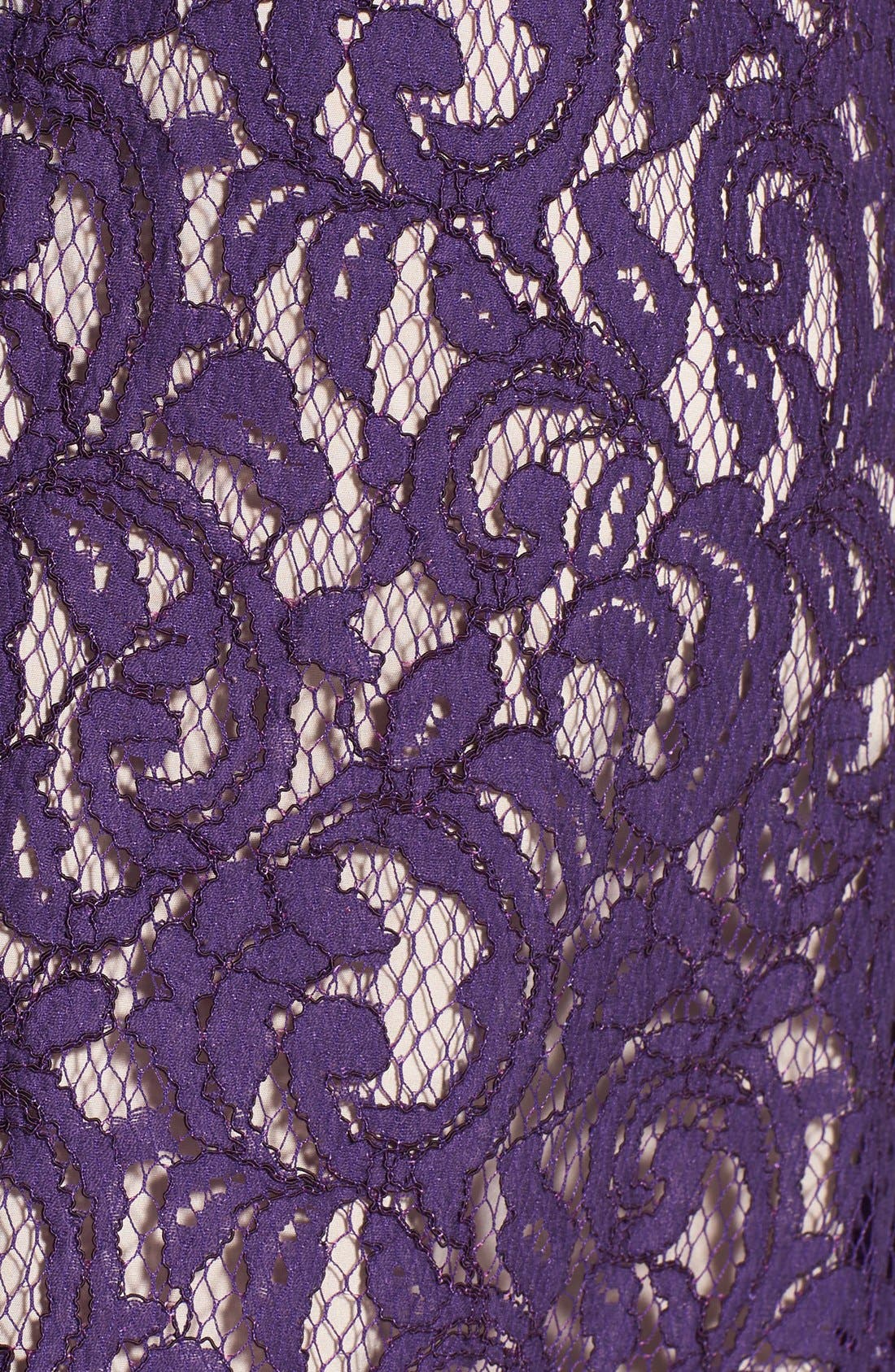 ,                             Scalloped Lace Dress,                             Alternate thumbnail 13, color,                             521