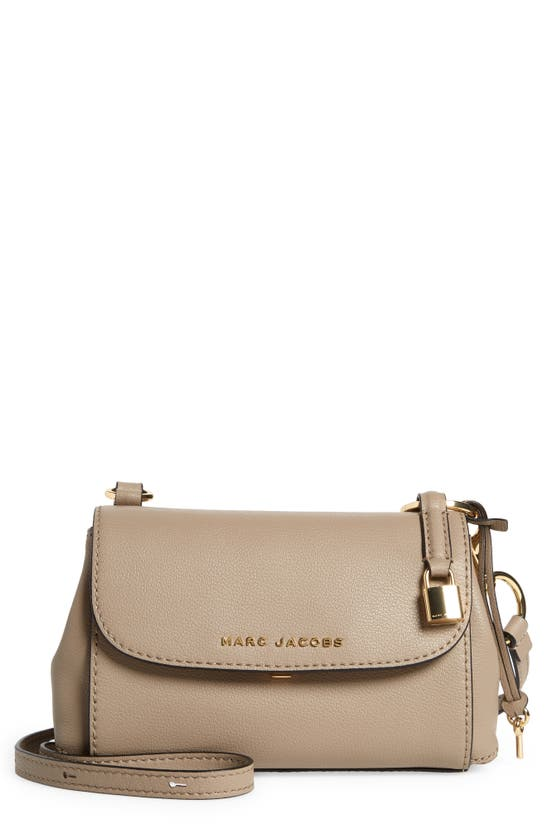 The Marc Jacobs Leathers THE GRIND BOHO LEATHER CROSSBODY BAG
