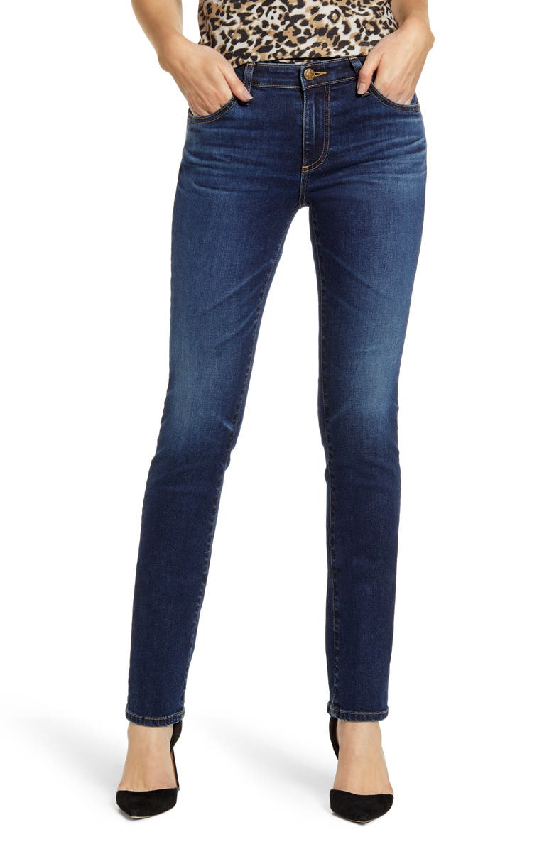 AG Harper Slim Straight Leg Jeans, Main, color, 403