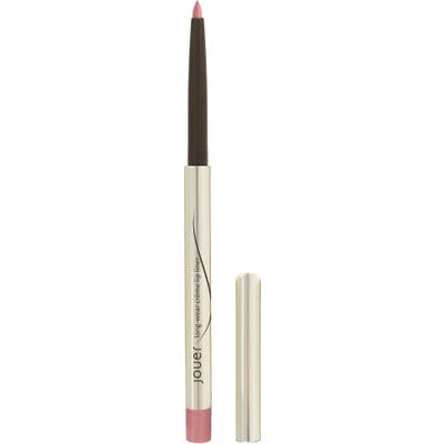 Jouer Long-Wear Creme Lip Liner - Pink Champagne Shimmer