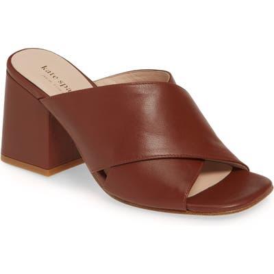 Kate Spade New York Slide Sandal- Brown