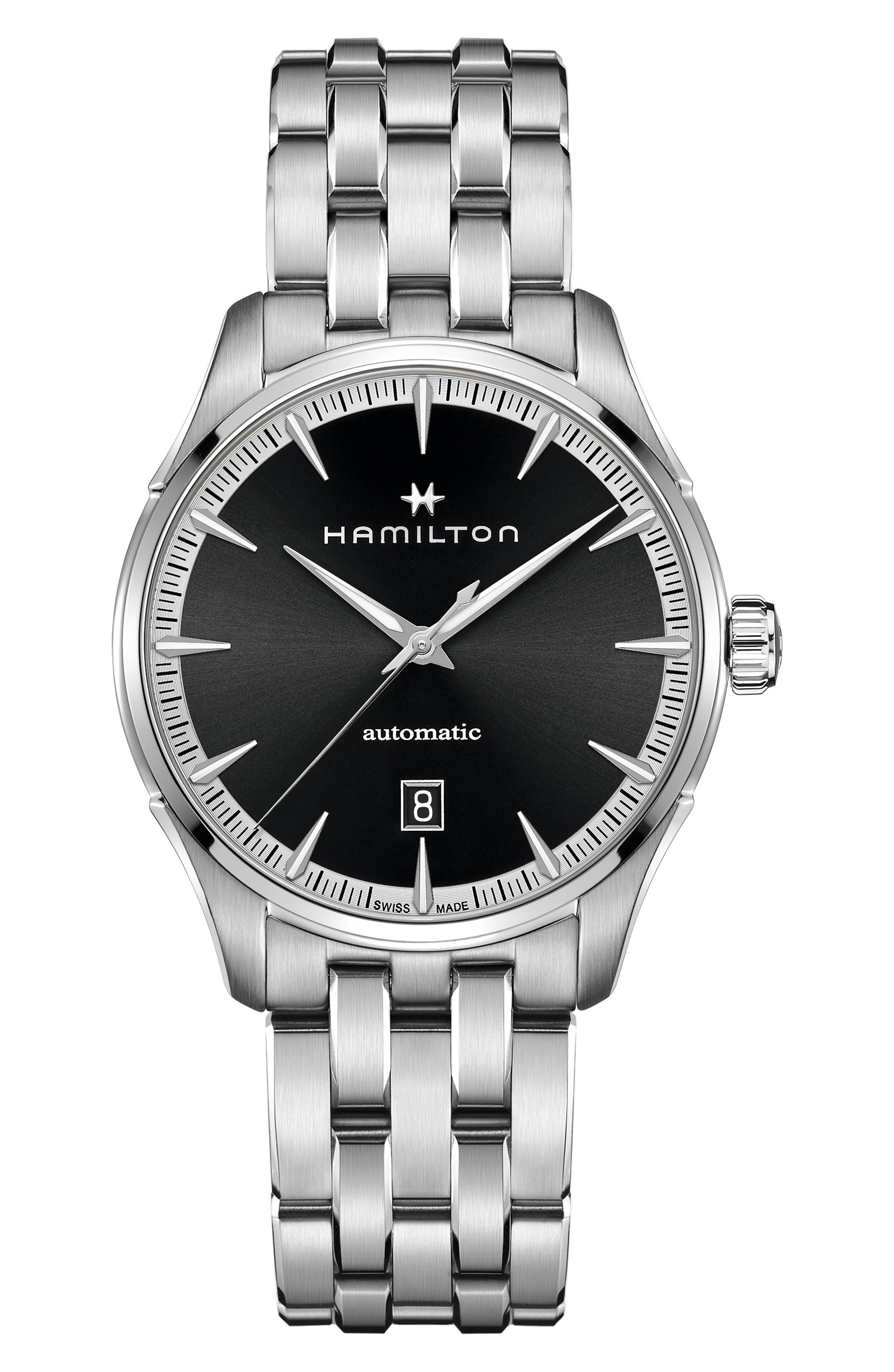 Jazzmaster Viewmatic Automatic Bracelet Watch