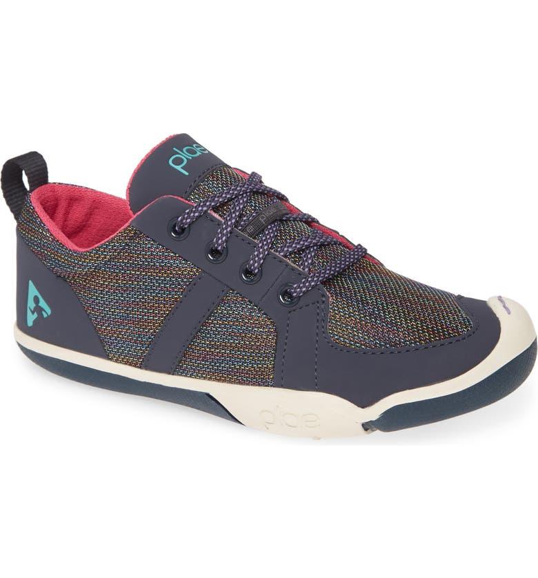 PLAE Miles Sneaker, Main, color, TITANIUM QUARTZ