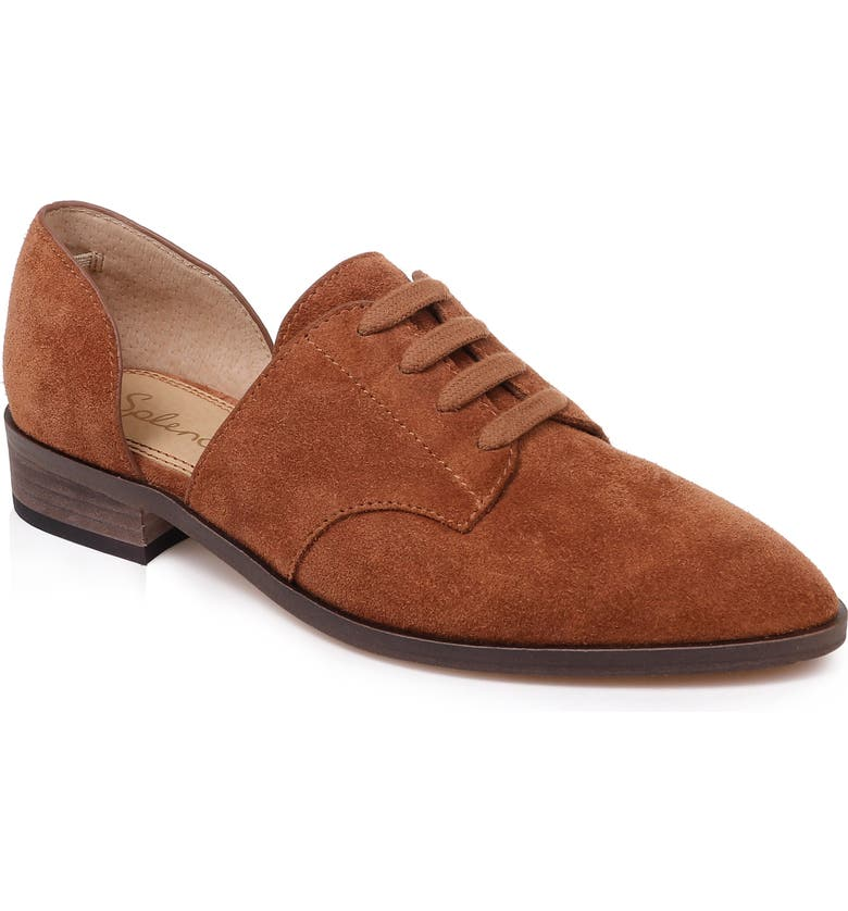 SPLENDID Haase d'Orsay Loafer, Main, color, WHISKEY SUEDE