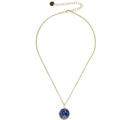 Jules Smith Pendant Necklace