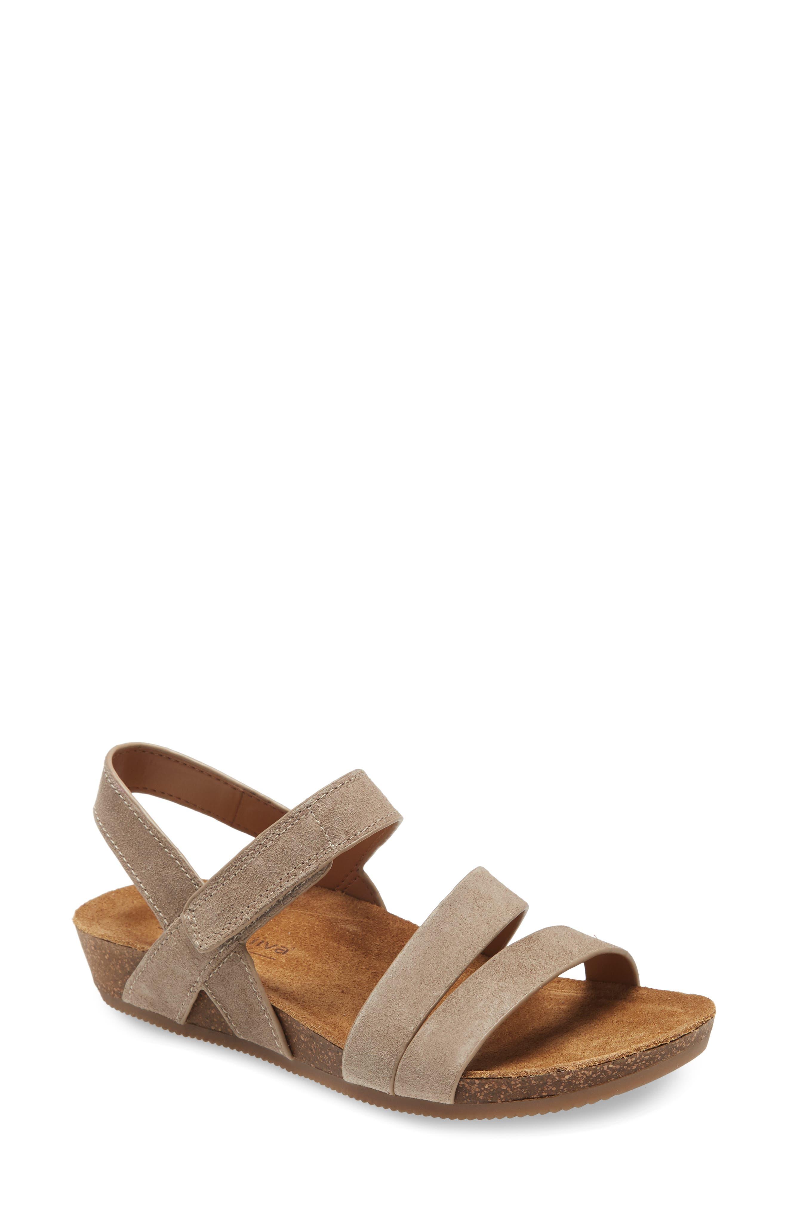 Gardena Strappy Sandal