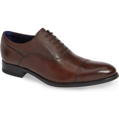 Ted Baker London Fhares Cap Toe Oxford, Brown