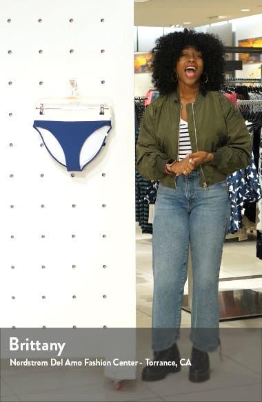 The Classic Turn Down Bikini Bottoms, sales video thumbnail