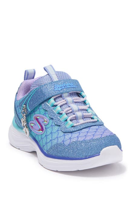 Image of Skechers Sea Sparkle Glitter Sneaker