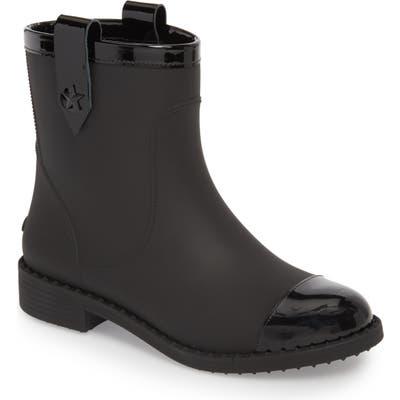 Jimmy Choo Edie Rain Boot, Black (Nordstrom Exclusive)