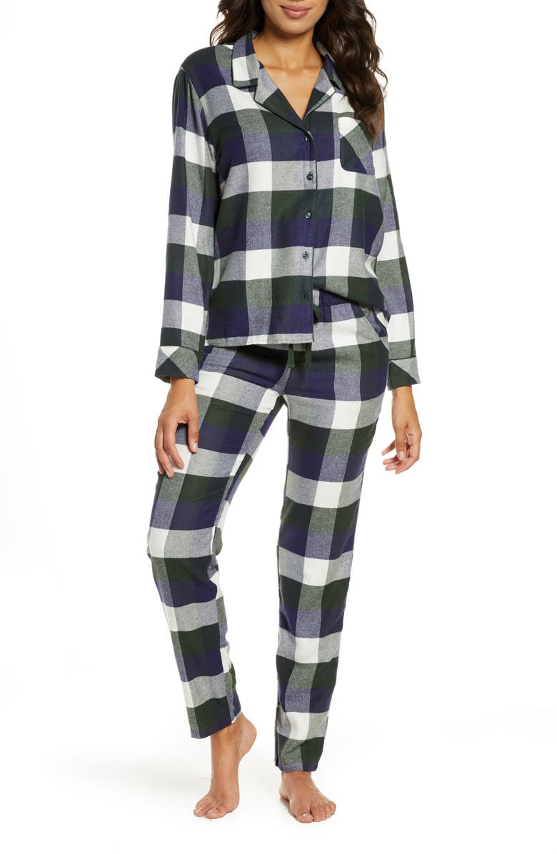 Flannel Pajamas by Nordstrom