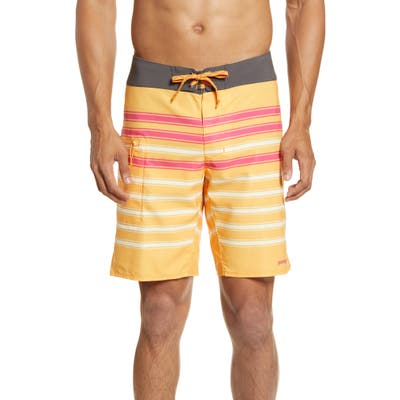 Patagonia Stretch Planing Swim Trunks, Yellow
