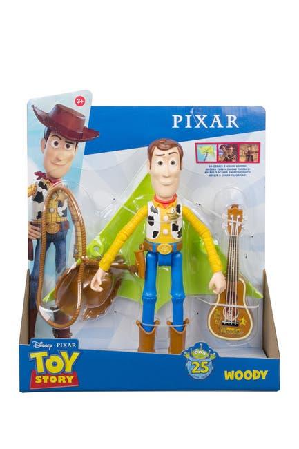 Image of Mattel Disney Pixar Toy Story 25th Anniversary Woody