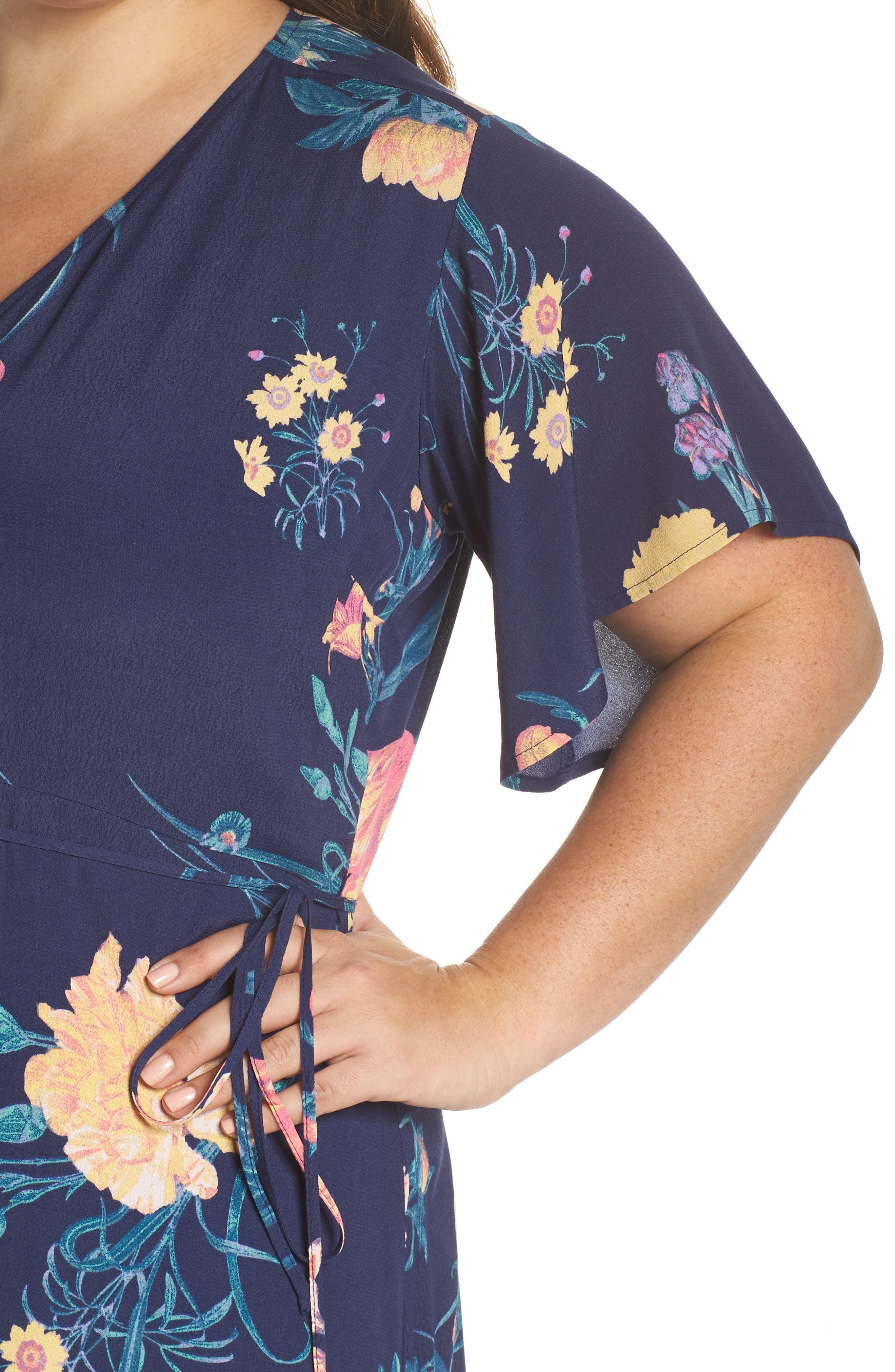 ,                             Long Languid Dress,                             Alternate thumbnail 11, color,                             410