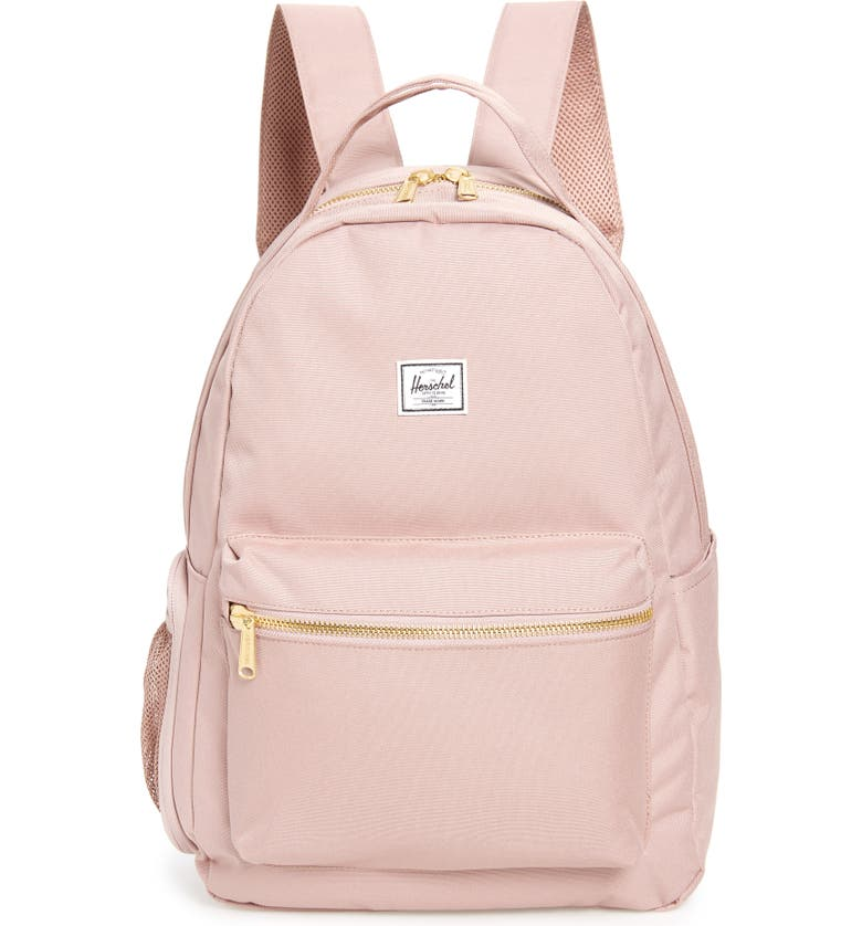 HERSCHEL SUPPLY CO. Nova Sprout Diaper Backpack, Main, color, ASH ROSE