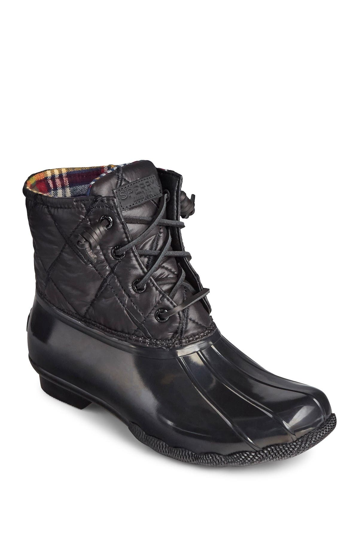 Saltwater Nylon Quilted Duck Boot