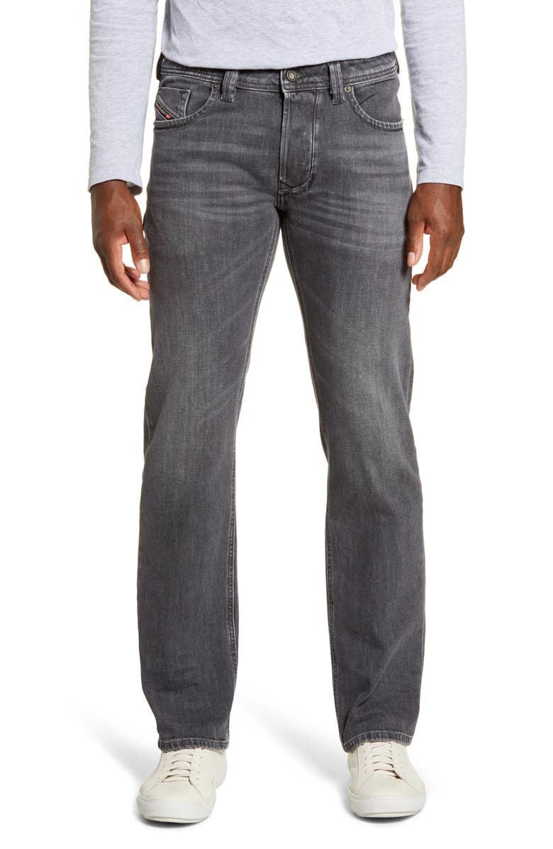 DIESEL<SUP>®</SUP> Larkee Relaxed Fit Jeans, Main, color, 0095I