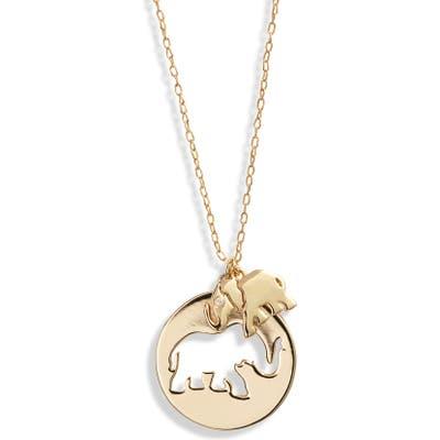 Kate Spade New York Elephant Pendant Necklace