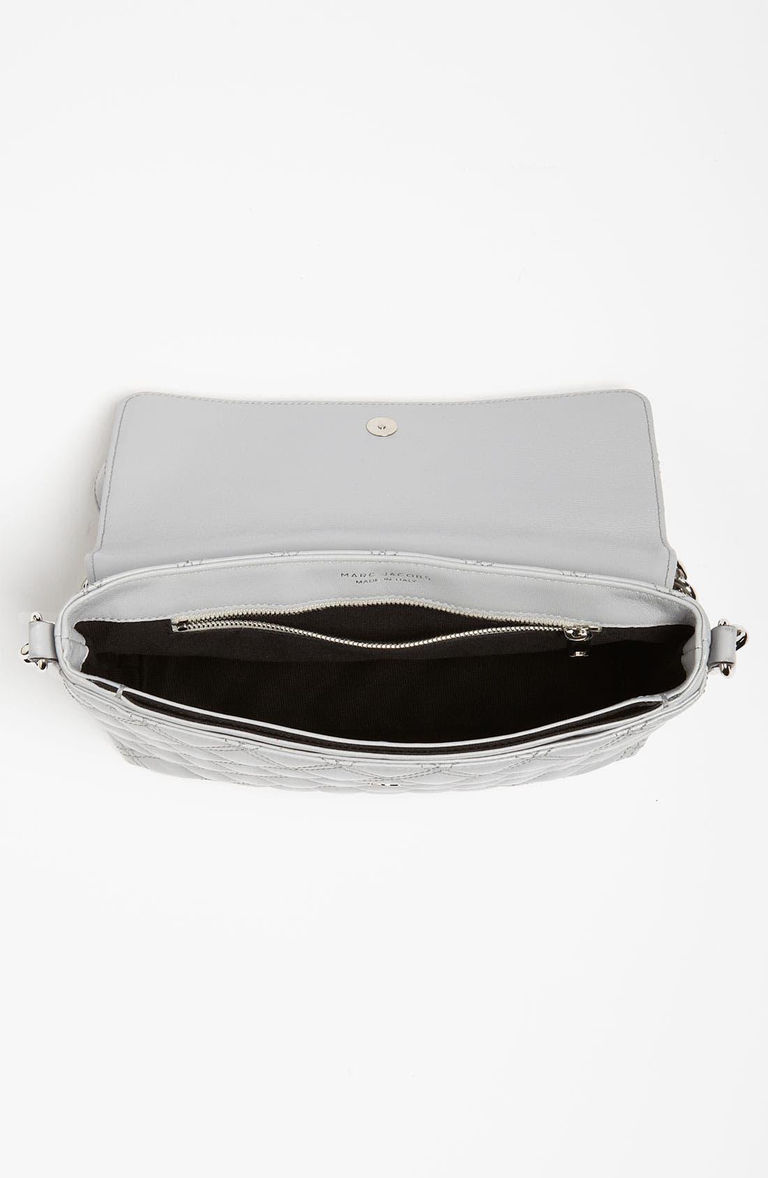 ,                             'Large Quilting Single' Leather Shoulder Bag,                             Alternate thumbnail 15, color,                             020