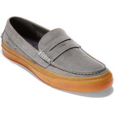 Cole Haan Pinch Weekend Lx Penny Loafer, Grey