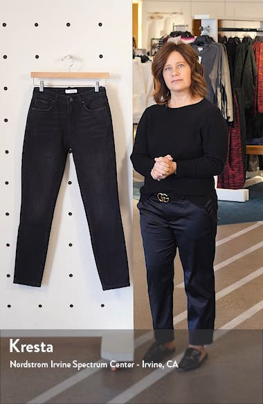Jagger High Waist Ankle Jeans, sales video thumbnail